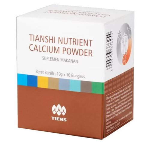 Harga Tiens Nutrient Calcium Powder Kalsium Tianshi Susu Peninggi Badan Nhcp Di Jawa Tengah