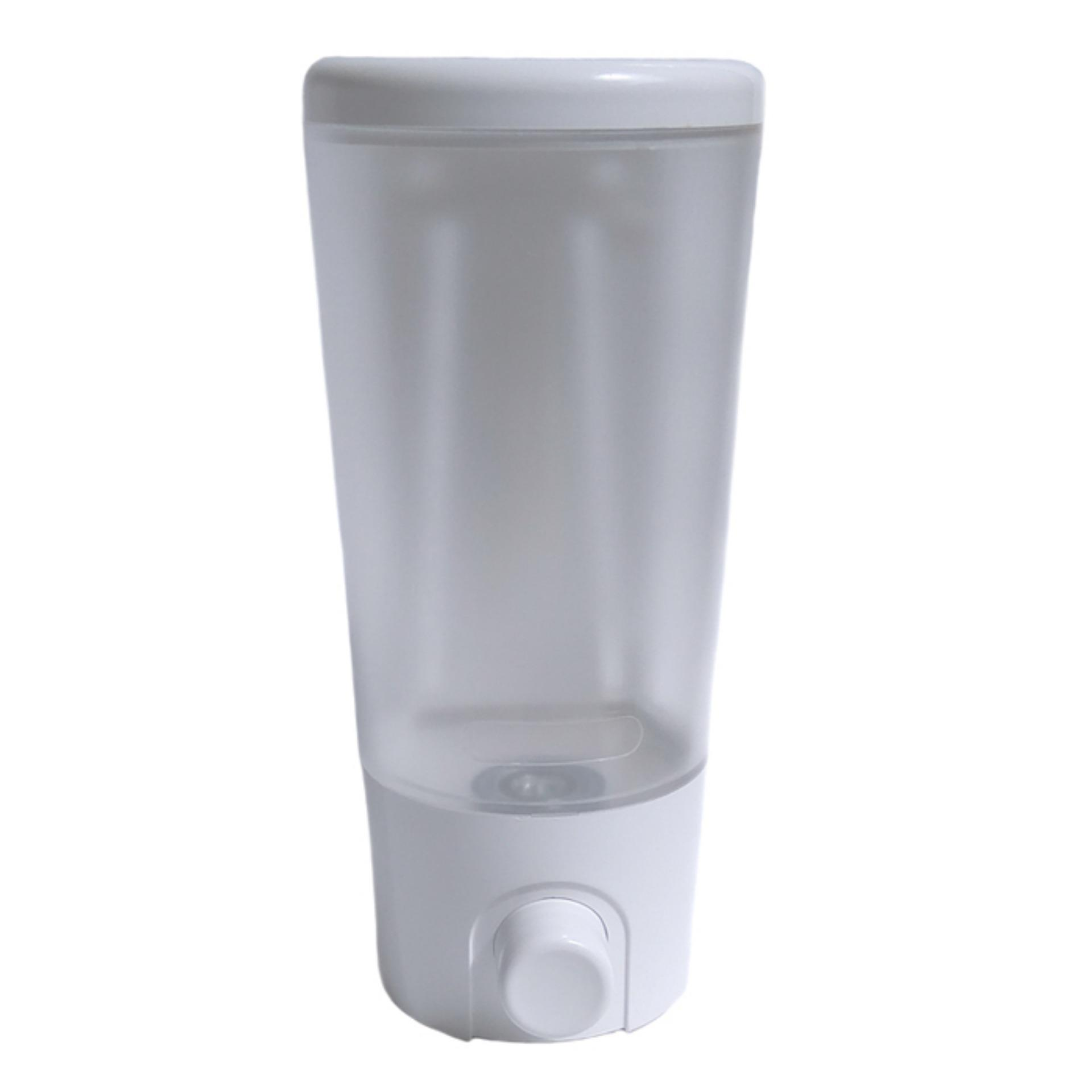 Tigaduasatu Dispenser Sabun Cair Tabung Touch Soap Dispenser - Putih