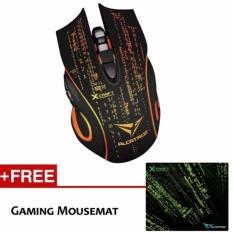 Tinggi Kualitas/Alcatroz X-Kerajinan Z8000 Gaming Mouse Free Mousemat-Intl
