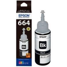 Tinta Epson Original 6641 Black - For L110- L120-L210