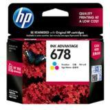 Review Pada Tinta Hp 678 Tri Colour Ink Advantage