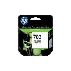 Review Tinta Hp 703 Colour Original Multi