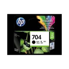 Beli Tinta Hp 704 Black Ink Cartridge Online Murah