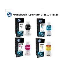 Tinta HP GT51 Black GT52 Color Original Ink Bottle Set GT5810 - GT5820
