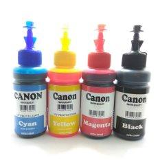 Tinta Isi Ulang Canon 4 Warna