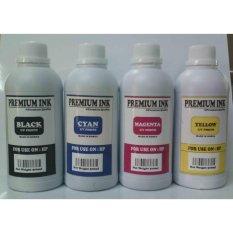 TINTA ISI ULANG / REFILL PRINTER HP 250 ml ( PAKET 4 WARNA )