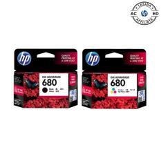 Tinta Printer - 680 Black Colour Original