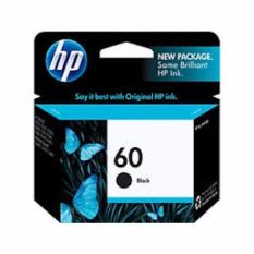 Tinta Printer - Hp 60 Black - Original