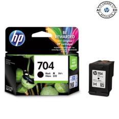 Harga Tinta Printer Hp 704 Black Catrigde Ink Original Yg Bagus