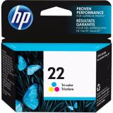 Toko Jual Tinta Printer Hp22 Colour Original