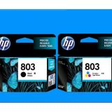 Harga Tinta Printer Hp803 Black Colour Original Asli Hp