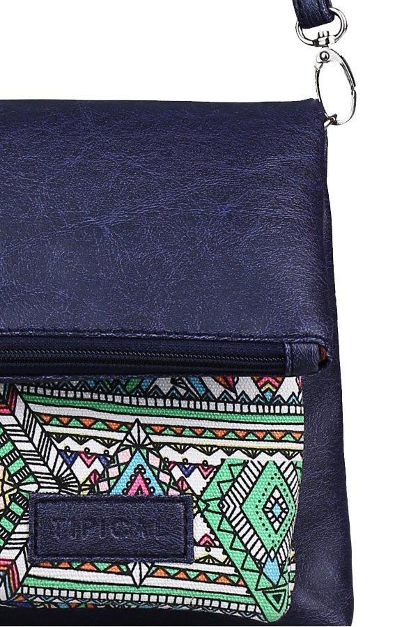 Katalog Tipical Vannili Clutch Bag Navy Blue Terbaru