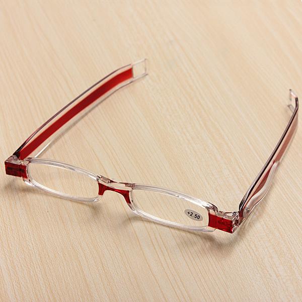 Review Pada Tipis Mini Lipat Baca Reader Mode Kaca Lensa Kacamata 2 5