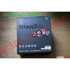 Harga Sonicgear Titan 7 Pro Bluetooth Aux Radio Usb Terbaik