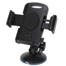 Titanium Smartphone Car Holder Hitam Murah