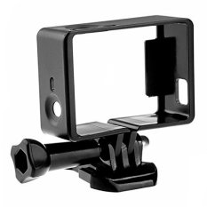 Beli Tmc Bacpac Frame Mount Protect Shell For Gopro Hero 3 Hr241 Black Hero Asli