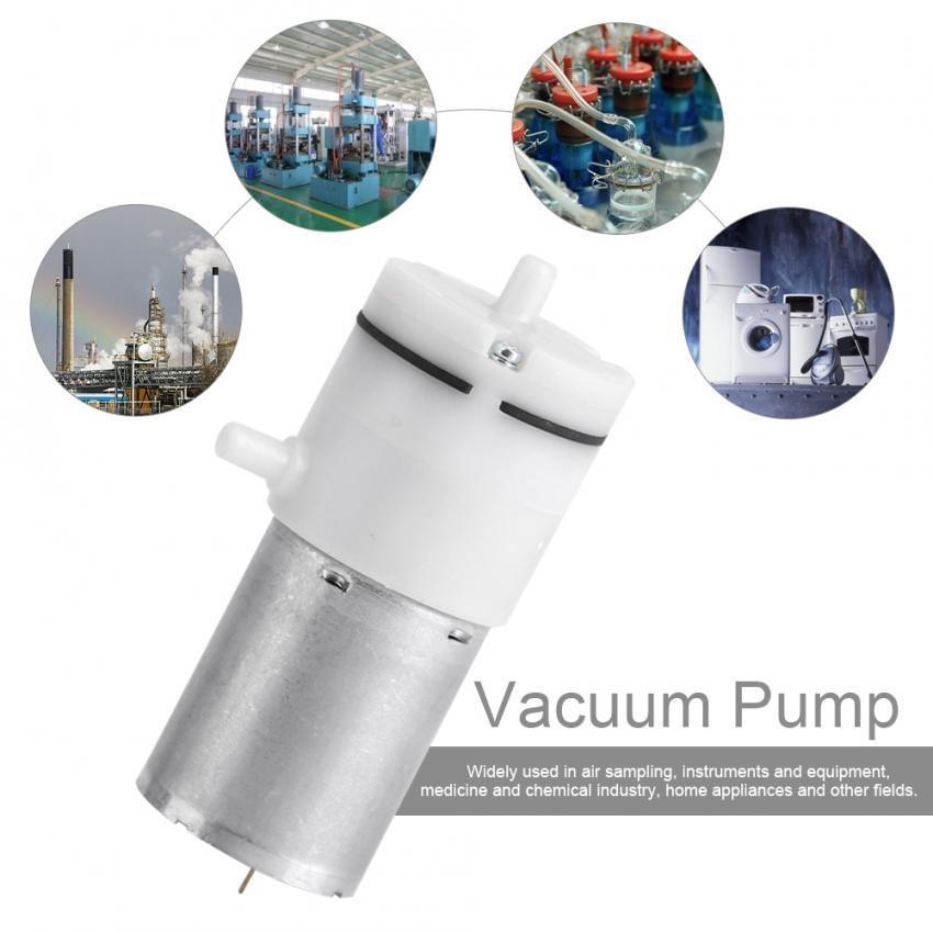 TMISHION DC 12 V Micro Vacuum Pump Electric Mini Air Memompa Booster For Perawatan Medis Instrumen