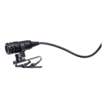 Jual Toa Condenser Clip On Microphone Zm 360 Mic Jepit Toa Ori