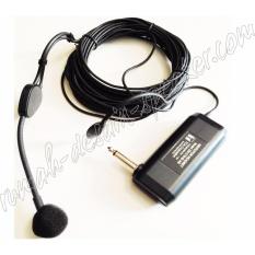 Berapa Harga Toa Microphone Headset Zm 370Hs As Toa Di Indonesia
