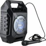 Beli Tokobangbob Speaker Exstra Bass Dazumba Dw 186 Bluetooth Karaoke Lengkap