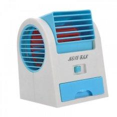 Ulasan Mengenai Tokokadounik Ac Mini Portable Biru