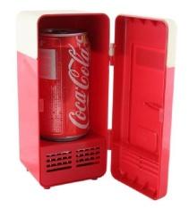 TokoKadoUnik Kulkas Mini USB - Merah