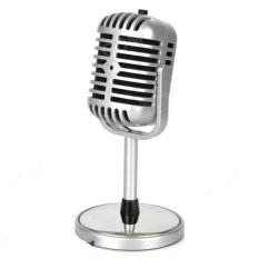 Harga Tokokadounik Microphone Silver Lengkap