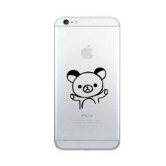 Spesifikasi Tokomonster Decal Sticker Apple Iphone 6 Rilakuma 4 Buah Murah
