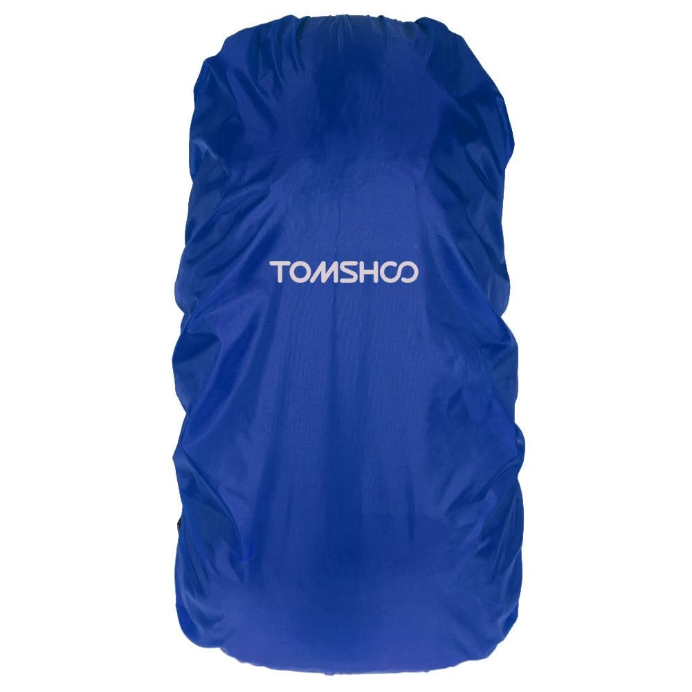 Spesifikasi Tomshoo 40L 50L Backpack Rain Cover Untuk Outdoor Hiking Camping Traveling Intl Lengkap