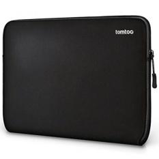 Tomtoc 13-13.3 Inch MacBook Air MacBook Pro Retina 2012-2015 Permukaan Laptop 2017 Permukaan Tas Lengan Buku, 13 Inch Acer HP Dell Asus Chromebook Tablet Case Cover-Intl