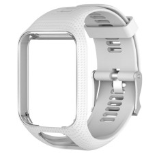 Tomtom RUNNER 2 3 Spark 3 GPS Jam Tangan Tali Silikon Jam Tangan Tali Jam Tangan Pintar Ganti Tali Penggantian Aksesoris-Internasional