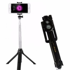 Tongsis HP 3 IN 1 With Remote Wireless Shutter Limited Edition 7STAR - Tongsis Bluetooth 7STAR 3 in 1 Dengan Bluetooth + Tripod Dan Selfie Stick