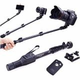 Toko Tongsis Yunteng Yt 1288 Monopod Selfie Stick Tongsis Bluetooth With Shutter And U Holder Yt1288 Hitam Terlengkap Indonesia