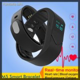 Spesifikasi Tongxulife M5 Smart Watch Wrist Band Gelang Tekanan Darah Oksigen Heart Rate Monitor Tidur Olahraga Kebugaran Aktivitas Tracker Pedometer Watch Waktu Tanggal Pesan Pengingat Intl Yg Baik