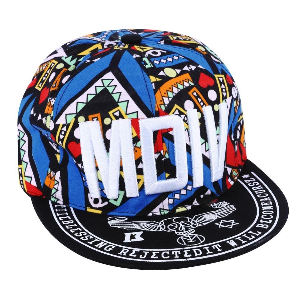 Dimana Beli Topi Hip Hop Unisex Dapat Disesuaikan Topi Bisbol Grafiti Perempuan Pria Biru Intl Vakind