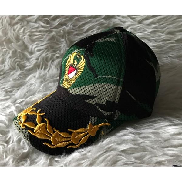 Topi Tni Ad Loreng Pamen - J4M5V5