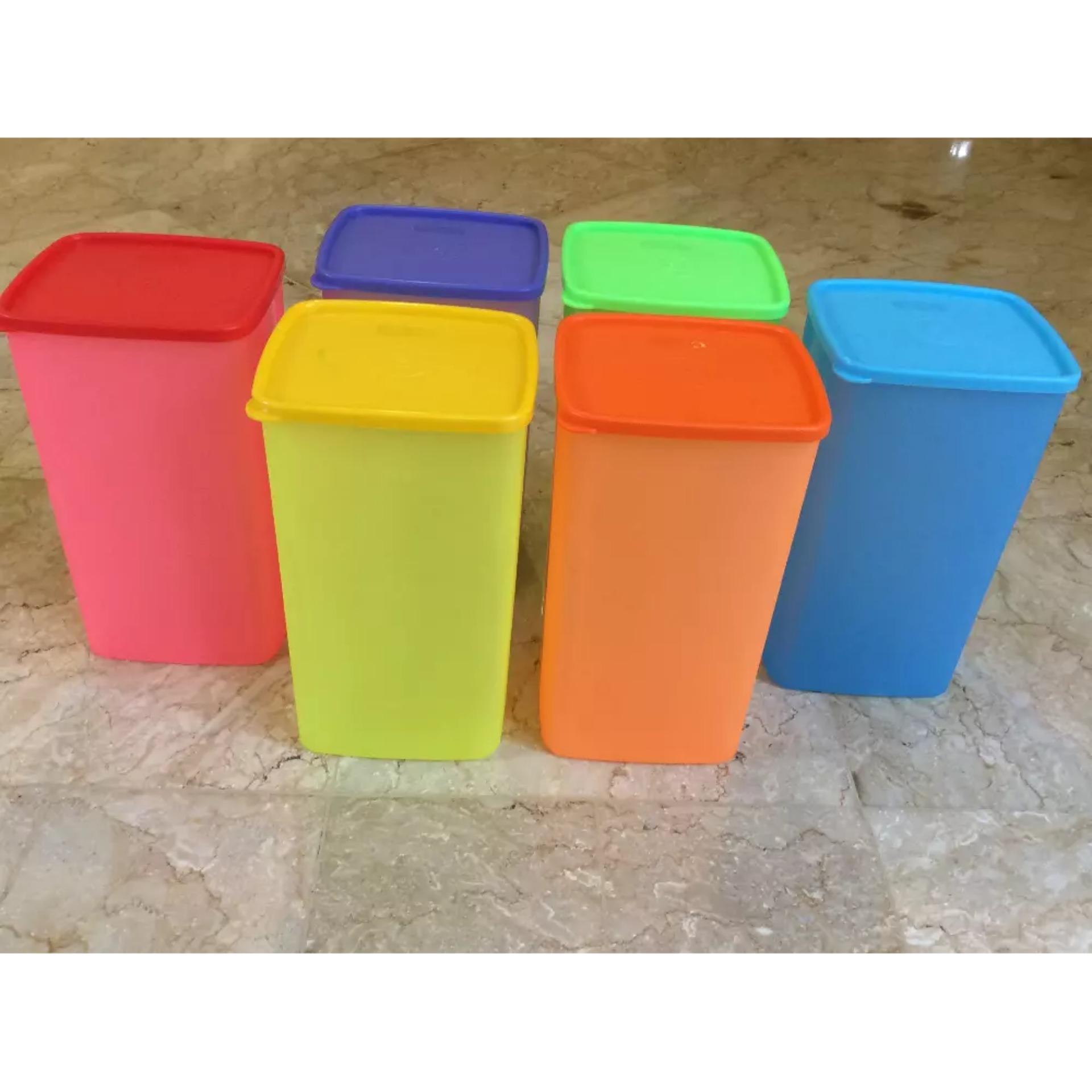 Diskon Toples Wadah Plastik Food Pasta Container Warna Warni Toples Flanel Hand Made Di Indonesia
