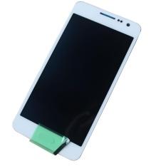 Topone Tampilan Lengkap LCD + Layar Sentuh Digitizer Assembly Telepon Seluler Bagian Perbaikan Penggantian untuk Samsung Galaxy S3 SIII OEM Putih Warna: GALAXY A5 Sempurna Putih-Intl