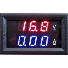 Spesifikasi Toprank Led Dc Dual Digital Voltmeter Terbaru