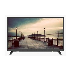 TOSHIBA - 24 Inch - LED TV - Pro Theatre Series - Hitam - 24L1600
