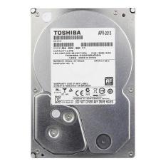 TOSHIBA 2 TB Video Pengawas HDD Internal Hard Disk Drive 5700 Rpm SATA 6 Gb/s 3.5-inch 32 MB Cache DT01ABA200V DVR NVR CCTV Kamera Sistem Keamanan-Intl