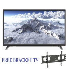 Toshiba 32L3750VJ Digital Tv DVB-T2 LED TV 32 + Free Bracket TV - Khusus JABODETABEK