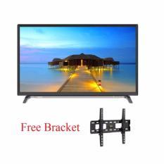 Toshiba 32L5650 Smart LED TV DVB-T2 [USB Movie/Opera]+Bonus Bracket Dinding
