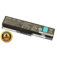 TOSHIBA Original Baterai Notebook Laptop PA 3817 L600 L645 L635 C600 C640 C640D C645D C650 C655 C65