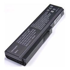 Toshiba Baterai Satellite C600 C640 C645 C635 C605 [Hitam]