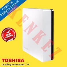 Promo Toshiba Canvio Desk Hardisk Eksternal 2Tb 3 5 Usb3 Putih Di Dki Jakarta