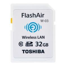 Harga Toshiba Flashair 32Gb W 03 Wifi Sd Sdhc Card Wireless Lan Flash Air Branded