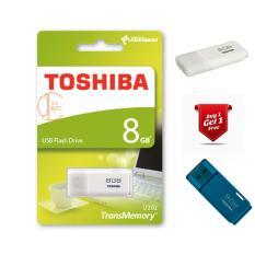 Toshiba Flashdisk Hayabusa 8GB Buy 1 Get 1 Free