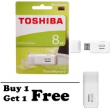 Toko Toshiba Flashdisk Hayabusa 8Gb Original Beli 1 Gratis 1 Termurah