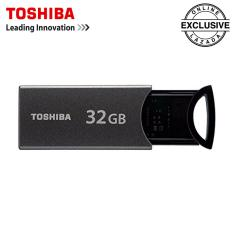 Review Toshiba Flashdisk Transmemory Mx Usb 3 32Gb Abu Abu Di North Sumatra